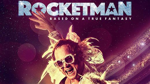 Bild för Rocketman 18:30, 2019-06-18, Estrad
