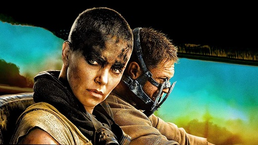 Bild för Drive-in: Mad Max: Fury Road, 2021-08-08, Drive-in sommarbio