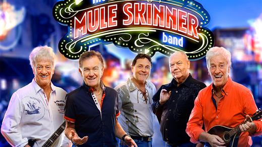 Bild för Mule Skinner Band Show Gästartist Towe Widerberg, 2020-04-24, Gävle Folketspark Estraden