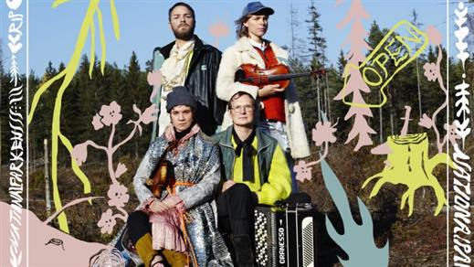 Bild för Nationalparken - Riksteatern, 2019-05-18, Folkan Teater