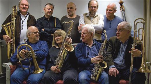 Bild för Leif Brixmark & New Holland Band, 2020-09-05, Biohuset, Mariefred
