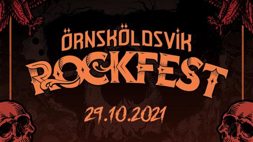 Bild för Örnsköldsvik Rockfest (Early Bird Biljetter), 2021-10-29, Bruksgården