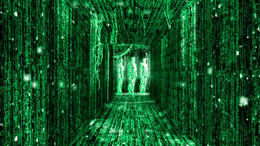 Bild för Ons 19:00 Matrix, 2021-12-01, Saga Biografen Boden