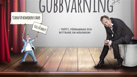 Bild för Lennie Norman - Gubbvarning Live!, 2019-03-02, Best Western Hotell Gamla Teatern