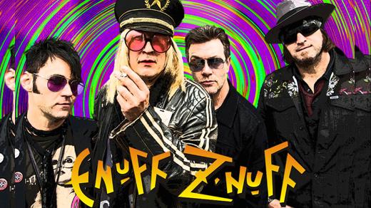 Bild för Enuff Z'Nuff + Last Great Dreamers, 2019-02-28, RESTAURANG TRÄDGÅR'N