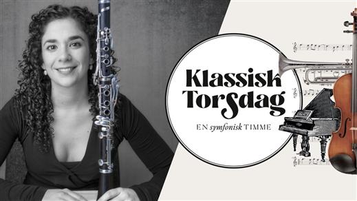 Bild för MOZARTS KLARINETTKONSERT, 2020-10-15, Konsertsalen i Spira