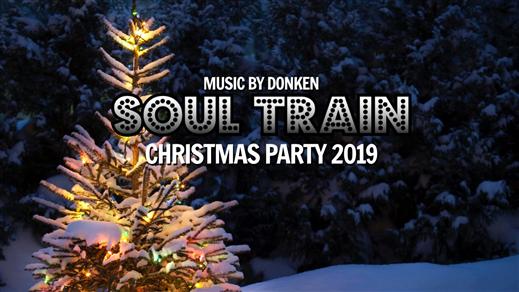 Bild för Soul Train Christmas Party, 2019-12-25, Äpplet, Umeå Folkets Hus