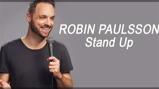 Bild för Robin Paulsson med vänner   Stand Up, 2021-10-28, Charles Dickens Pub & Restaurang