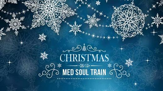 Bild för Soul Train Christmas Weekend Party, 2016-12-25, Äpplet, Umeå Folkets Hus