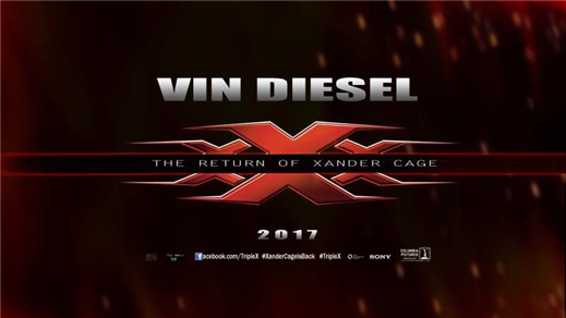 Bild för xXx: The Return of Xander Cage, 2017-02-01, Emmboda Folkets Hus