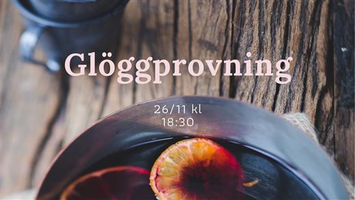 Bild för Glöggprovning, 2021-11-26, Pensionat Järnavik