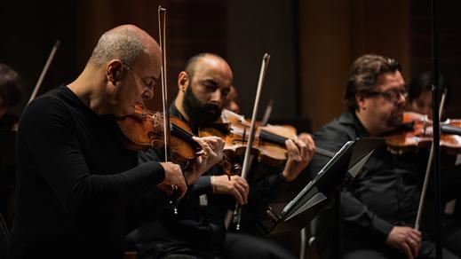 Bild för Aurora Chamber Orchestra  i Vänersborg, 2019-10-16, Svenska Kyrkan Vänersborg