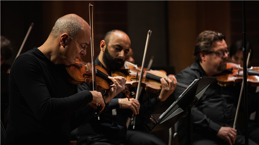 Bild för Aurora Chamber Orchestra  i Stenungsund, 2019-05-11, Kulturhuset Fregatten