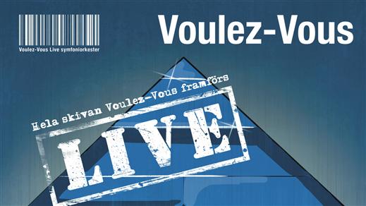Bild för VOULEZ-VOUS LIVE, 2019-02-22, Sportcentrum