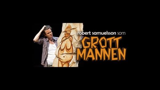 Bild för Grottmannen med Robert Samuelsson, 2016-11-02, Edet Salongen (Onumrerad)
