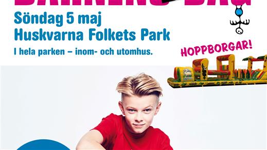 Bild för BARNENS FESTIVALDAG, 2019-05-05, Huskvarna Folkets Park