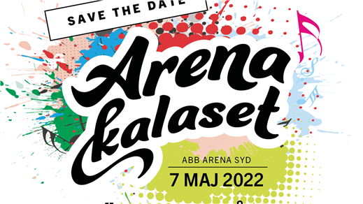 Bild för ArenaKalaset Västerås 2022, 2022-05-07, ABB Arena Syd, Västerås