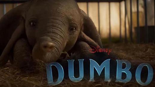 Bild för Dumbo (live action) 3D, 2019-03-31, Järpenbion