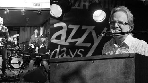 Bild för Pierre Swärd med ELS, 2020-02-22, Hallsbergs Jazz- och Bluesklubb