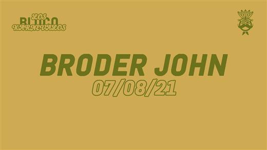 Bild för Broder John 7/8, 2021-08-07, Bloco Sundsvall