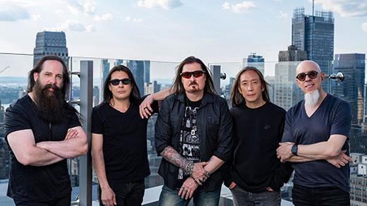 Bild för Dream Theater + support, 2022-05-17, Partille Arena