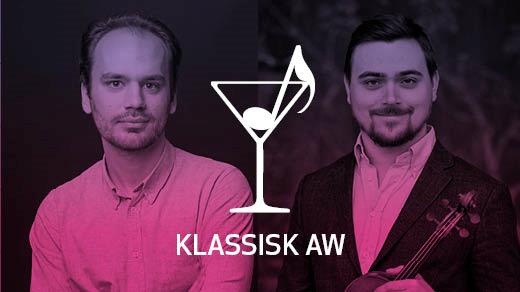 Bild för Klassisk AW: Thomas Rudberg & Philip Zuckerman, 2020-09-11, UKK - Restaurangen/Sal D