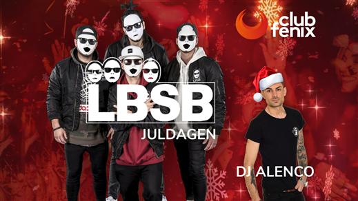 Bild för Club Fenix - Juldagen med LBSB, 2018-12-25, Halmstad Live