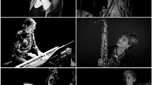 Bild för Sisters of Jazz, 2018-06-29, Höganäs Saluhall