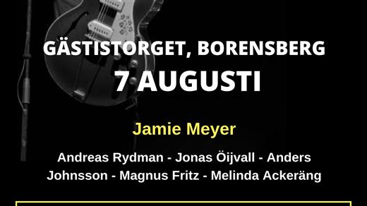 Bild för The Music of Bryan Adams, 2019-08-07, Borensbergs Gästgivaregård