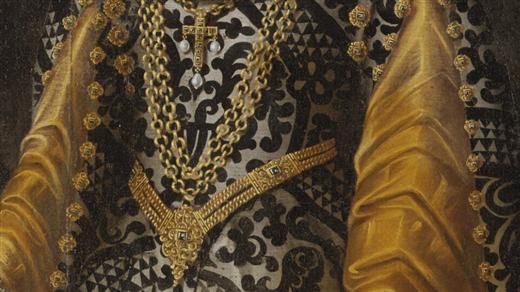 Bild för Prinsessan Elisabet Vasas smycken, 2021-06-03, Livrustkammaren