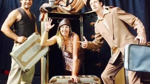 Bild för 40års jubileum barn och familjef. med Cirkus Saga, 2019-10-27, Medborgarhuset