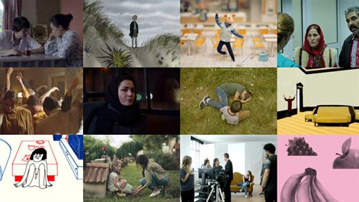 Bild för Kortfilmsdagen i Gottsunda, 2017-12-21, Kulturpunkten