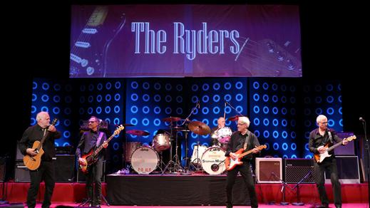 Bild för The Ryders, 2019-04-13, Kulturhuset KilArena
