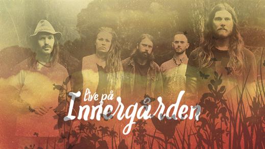 Bild för Lykantropi - Live på Innergården, 2018-06-08, Nöjesfabriken