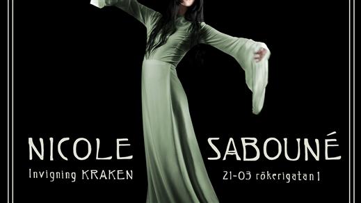 Bild för Invigningsfest Kraken | Nicole Sabouné, 2017-01-20, En Arena Globen