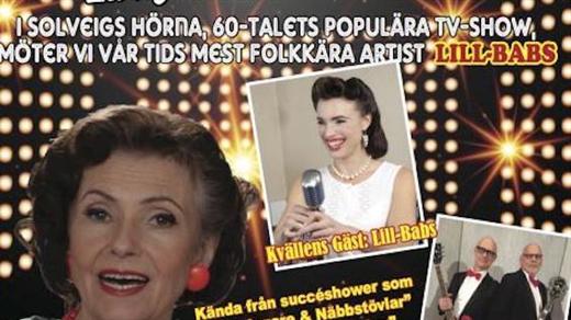 Bild för Hon är jag - en hyllning till Lill-Babs, 2019-10-29, Godtemplarlokalen IOGT