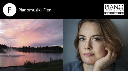 Bild för Pianoafton med Anna Christensson, 2020-10-25, Församlingshemmet