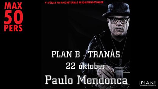 Bild för PAULO MENDONCA BAND, 2021-10-22, Plan B