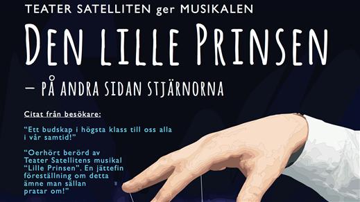 Bild för Den lille prinsen - på andra sidan stjärnorna, 2017-11-14, Reginateatern
