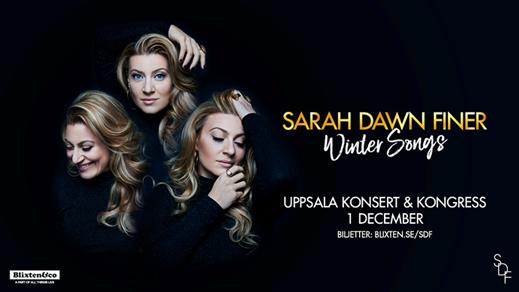 Bild för Sarah Dawn Finer – Winter Songs, 2019-12-01, UKK - Stora salen