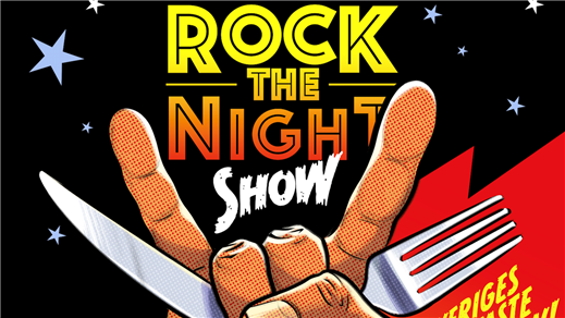 Bild för ROCK THE NIGHT 13/12, 2019-12-13, The Tivoli