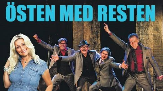 Bild för Östen med Resten med Tina Ahlin, 2017-09-29, Christinateatern