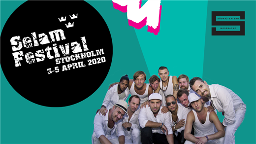 Bild för SELAM FESTIVAL, 2020-04-03, Södra Teaterns alla scener