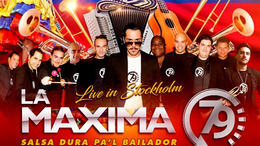 Bild för La Maxima 79 La Salsa Dura, 2017-07-22, Kraken, T-Globen