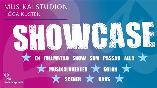 Bild för SHOWCASE, 2018-05-11, Kramfors Teater
