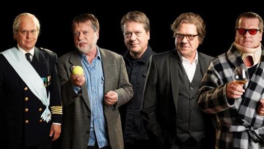 Bild för Imitera! Solo - med Anders Mårtensson, 2020-02-25, Babelsberg, Kramfors