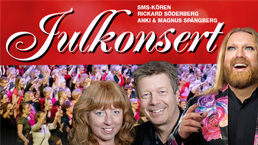 Bild för Sjung med Spångberg & Rickard Söderberg 16:00, 2019-12-15, Hjalmar Bergman Teatern