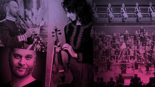 Bild för Inställt: Oktoberstämman 2020, 2020-10-31, Uppsala Konsert & Kongress - hela huset