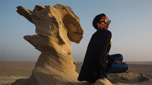 Bild för Alsarah & The Nubatones, 2020-03-25, Fasching