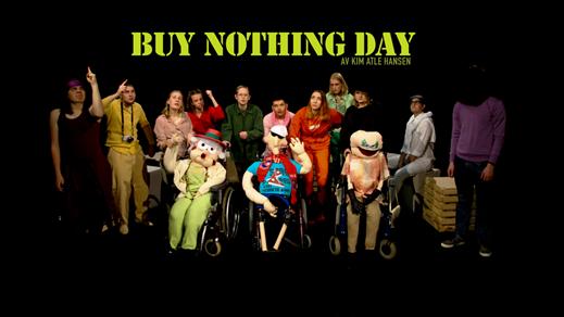 Bild för Buy nothing day, 2019-03-12, Teater 16:s Scen